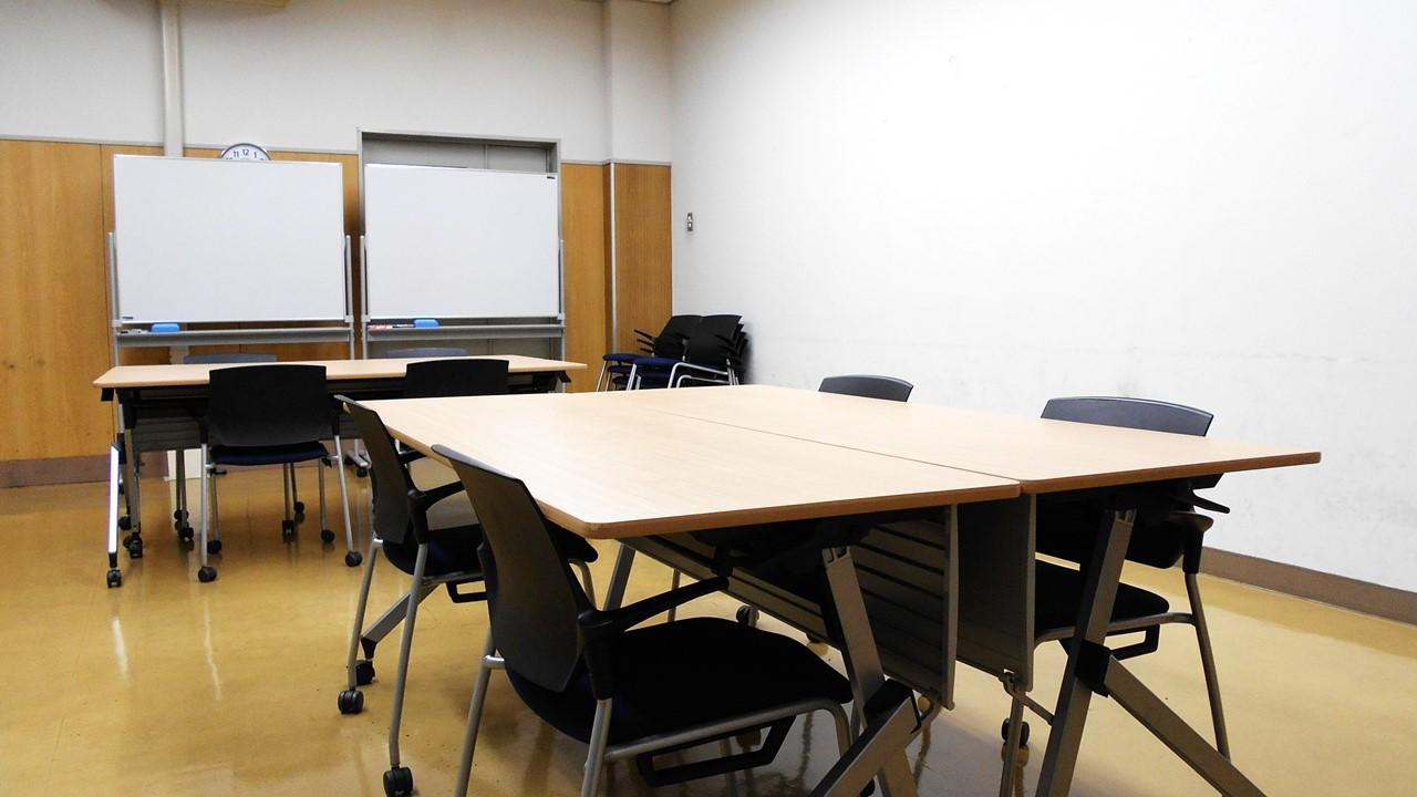 海事科学分館グループ学習室